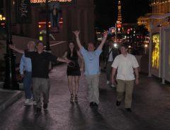 Vegas Strip....