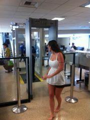 TSA......Don't touch my junk!....
