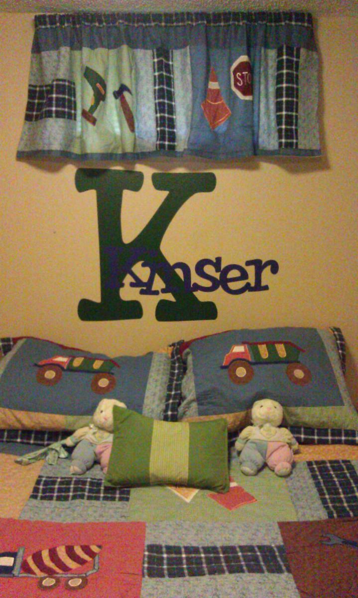 Kinser's Room!