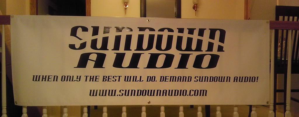 My first banner