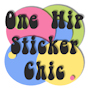 One Hip Sticker Chic