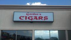 Gordons Cigars