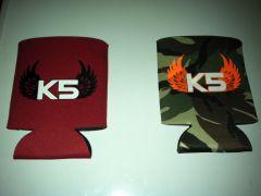 K5 Koozies