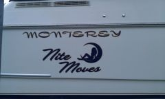 Monterey 296 Cruiser - Nite Moves