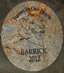Barrick Memorial