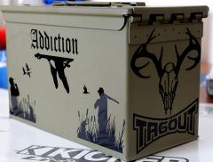 Reconditioned Army Ammo Can