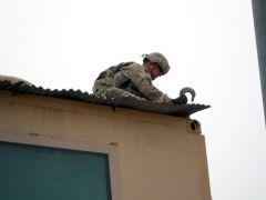Lifting Guard Shack