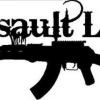 Assult Life Sticker