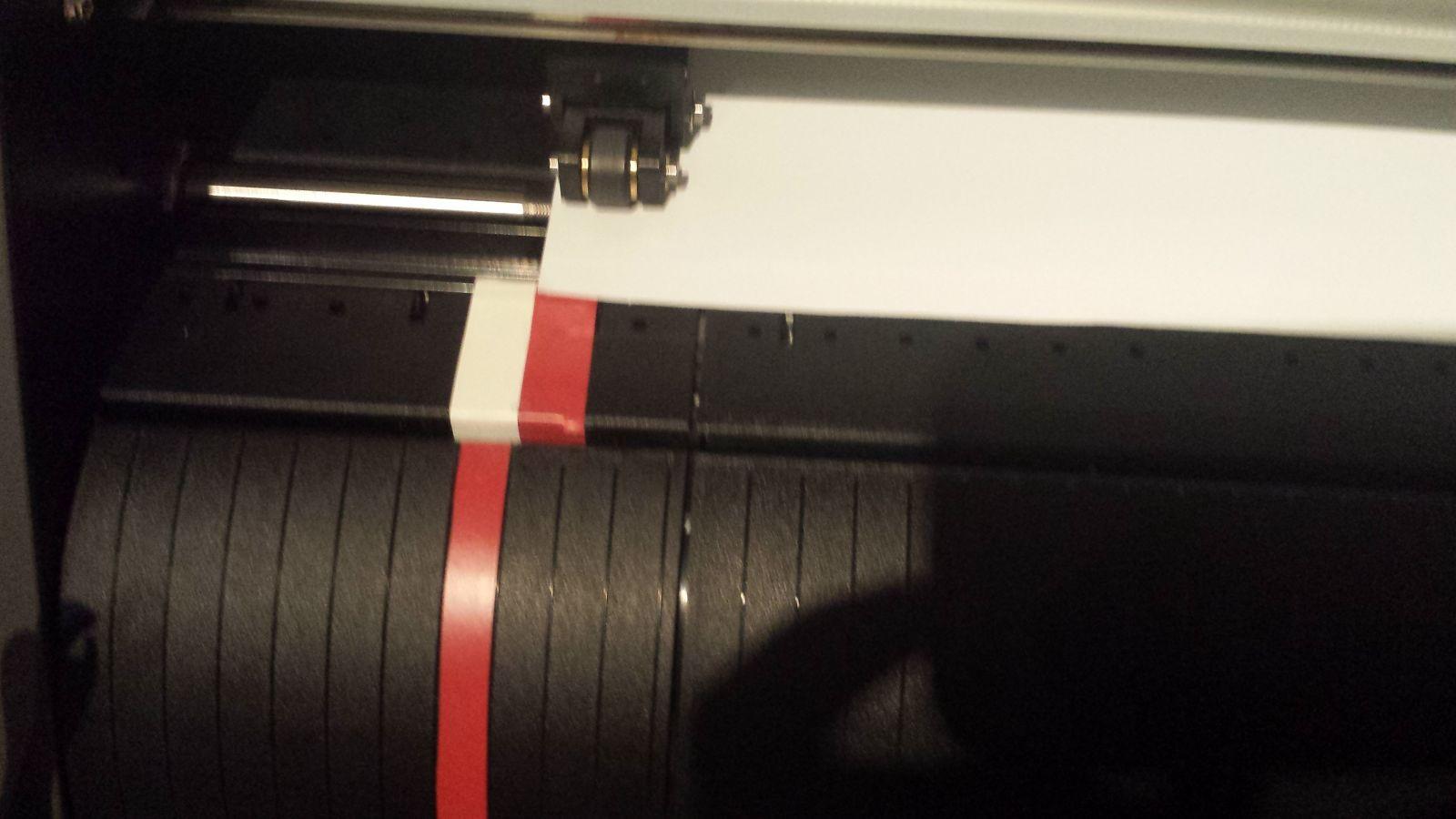 tape line