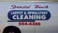 Carpet Van Name After Replacement