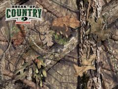 Country moss Oak