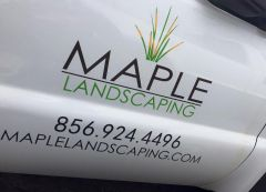 Maple Landscaping Fleet by Visual Expressions