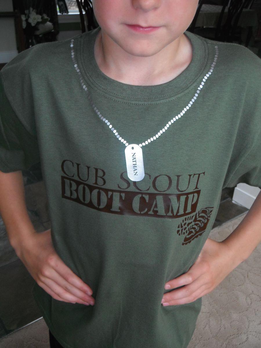 Cub Scout Boot Camp