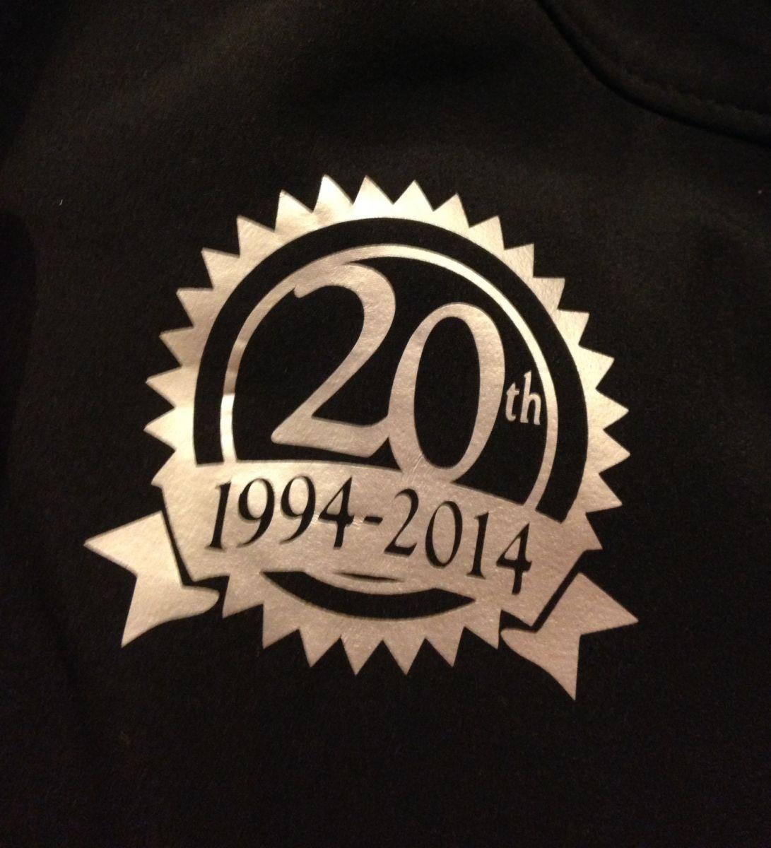 20th year