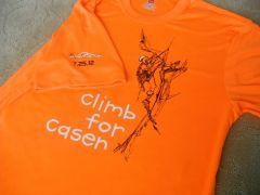 Climb for Casen