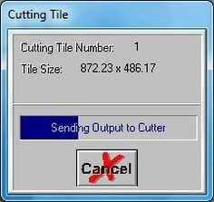 sending output to cutter.jpg